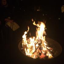 Feuerzeremonie